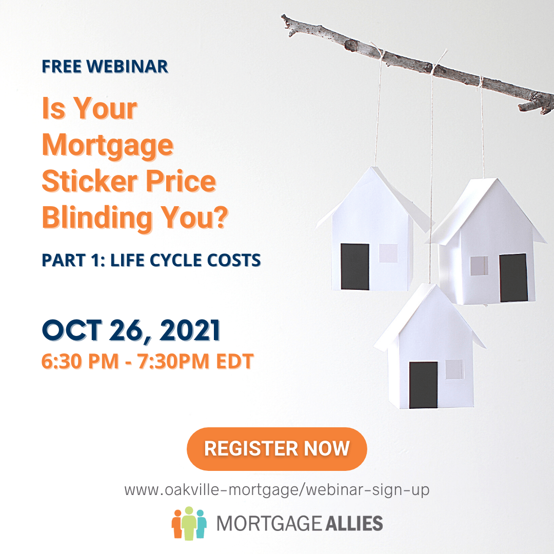 Is your mortgage sticker price blinding you